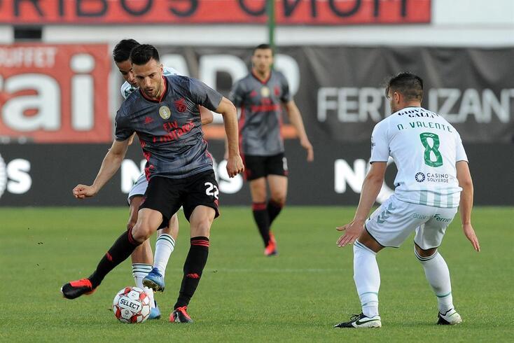 Setúbal, 07/03/2020 - O Vitória Futebol Clube recebeu esta tarde o Sport Lisboa e Benfica no estádio
