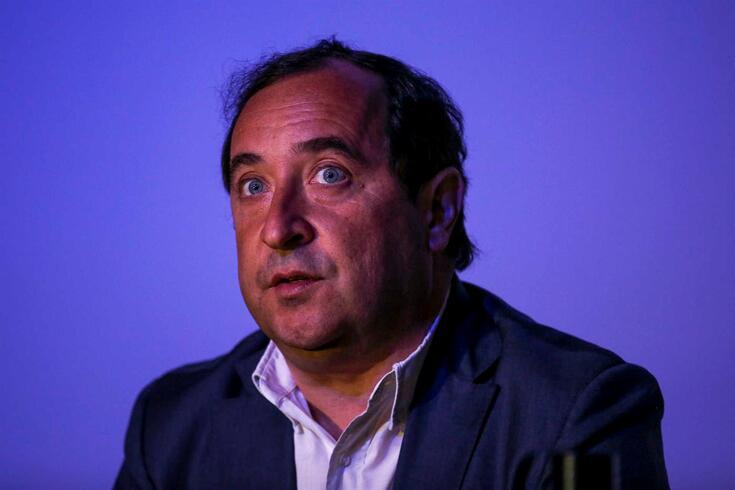 Bruno Costa Carvalho, candidato à presidência do Benfica