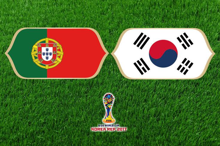 DIRETO MUNDIAL SUB-20 | Portugal-Coreia do Sul