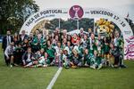 Oeiras, 27/05/2018 - O Sporting Clube de Portugal recebeu esta tarde o Sporting Clube de Braga no Estádio