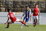 Vítor Ferreira, jogador do FC Porto e capitão de Portugal Sub-19