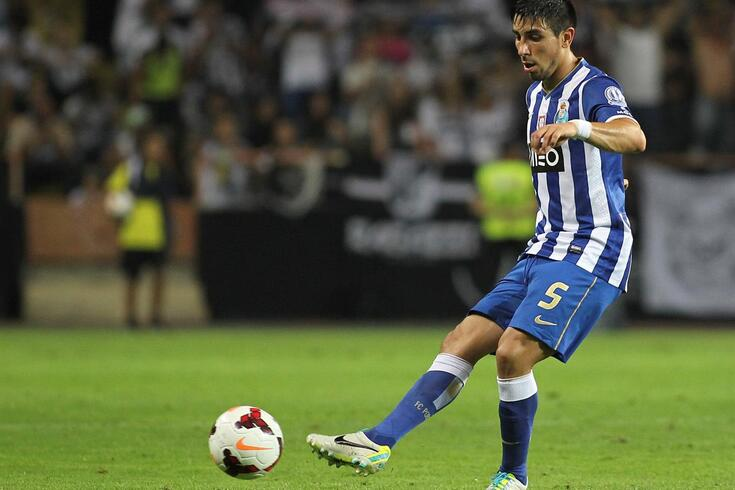 Fucile deixou o FC Porto em 2013/14