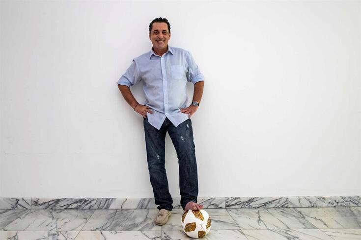 O ex-internacional português Paulo Futre