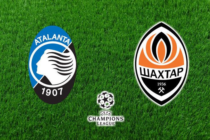 DIRETO | Atalanta-Shakhtar Donetsk