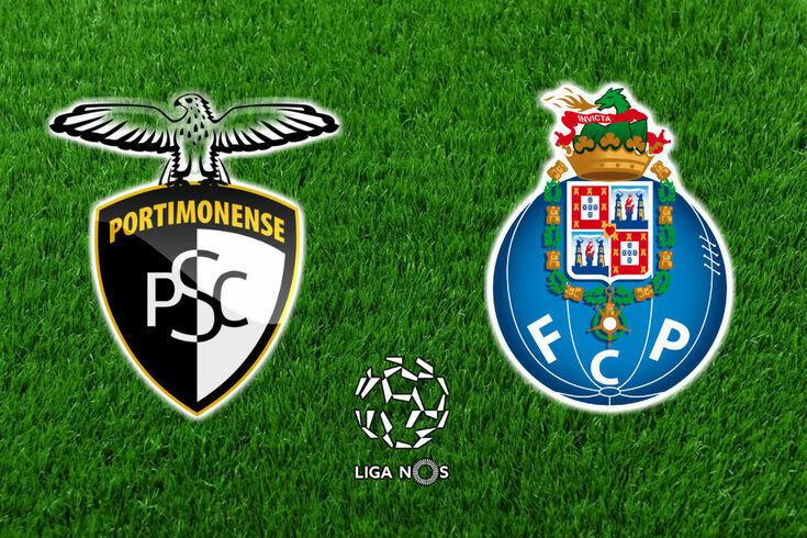 DIRETO   Portimonense-FC Porto