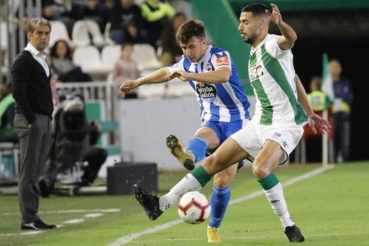 Deportivo venceu o já despromovido Córdoba