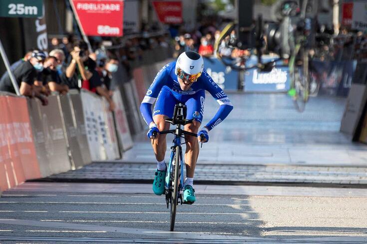 Gustavo Veloso, ex-ciclista da W52-FC Porto