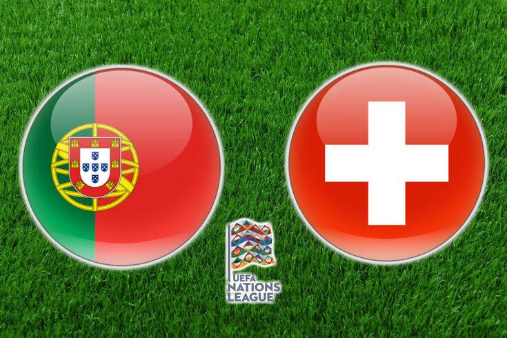 DIRETO LIGA DAS NAÇÕES | Portugal-Suíça