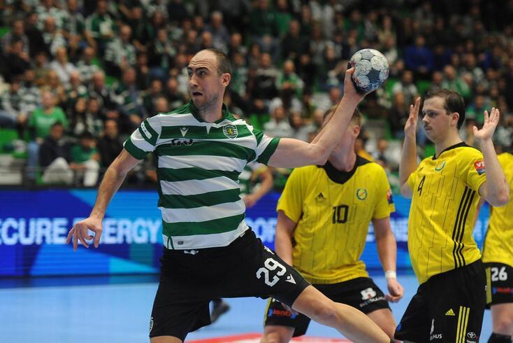 Valentin Ghionea estava no Sporting desde 2017
