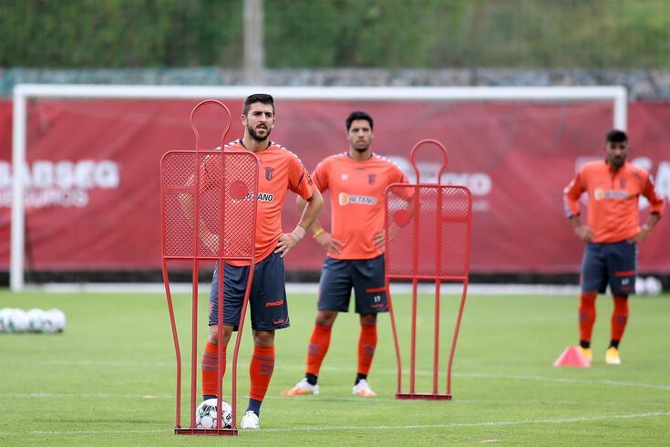 DIRETO   Jogo de preparação: Braga-Valladolid