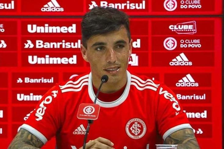 Saravia, equipa que o Porto perdeu para o Internacional