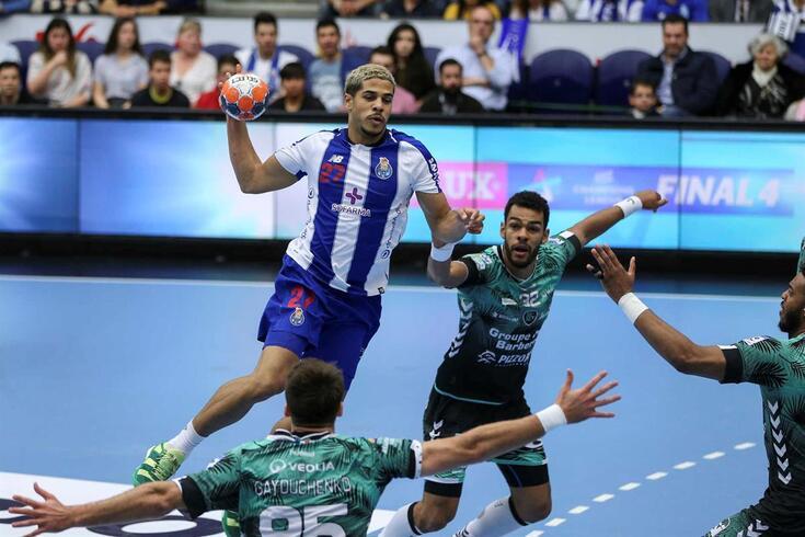 Porto, 27/04/2019 - O Fc Porto recebeu esta tarde o Saint-Raphael, no Dragão Caixa, em jogo da segunda