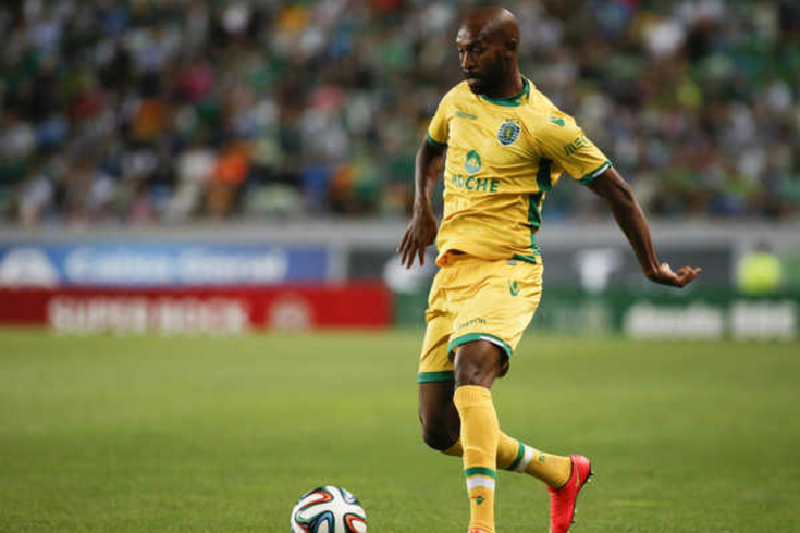 Shikabala jogou no Sporting entre 2013 e 2015