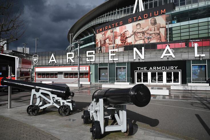 Arsenal multado por cláusulas irregulares em transferências de dois jogadores