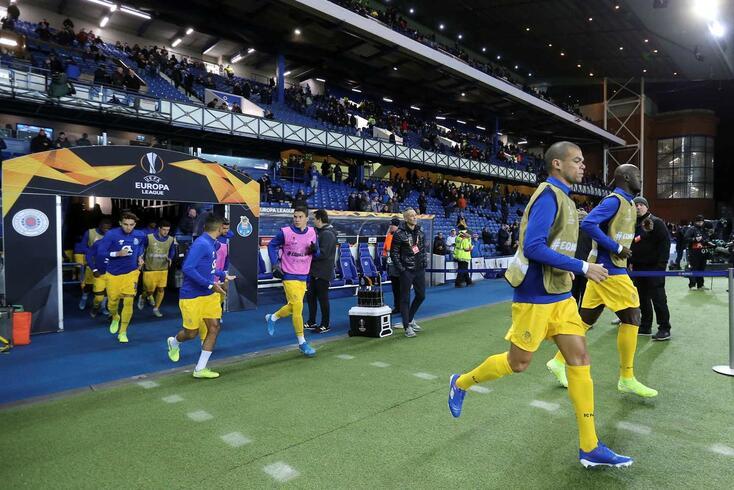 Pepe, defesa-central do FC Porto.