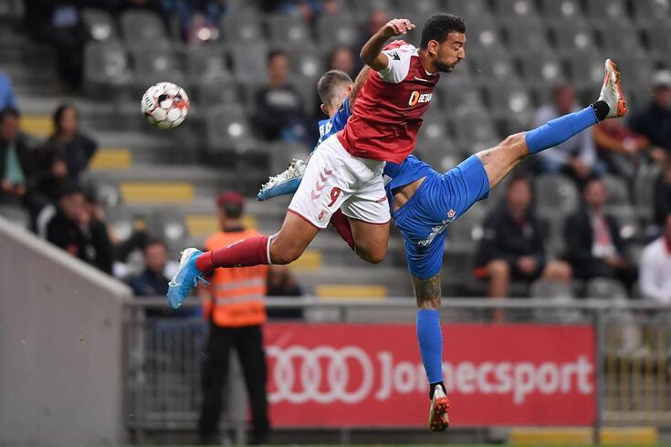 Hassan marcou apenas um golo em sete jogos pelo Braga