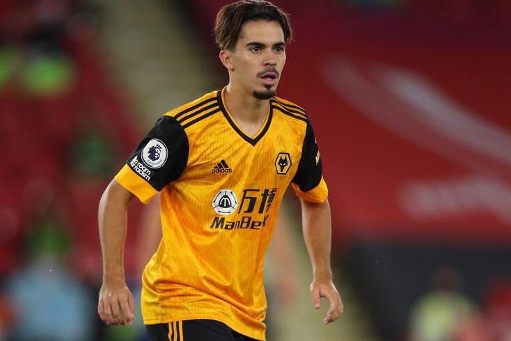 Vítor Ferreira, médio português do Wolverhampton