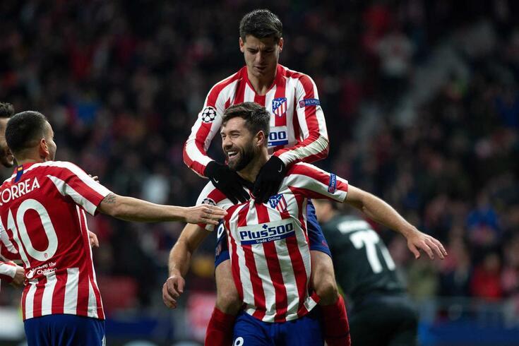 Felipe, defesa-central do Atlético de Madrid