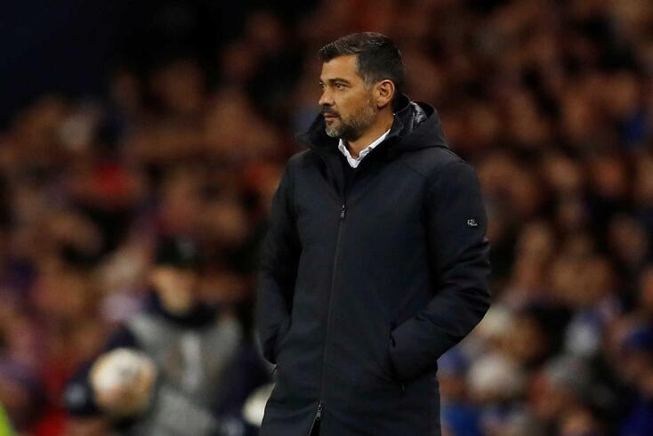 Sérgio Conceição, treinador do FC Porto