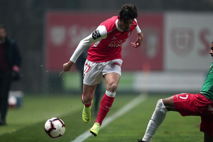 Francisco Trincão: outro clube a bater à porta, depois de Juventus e Inter