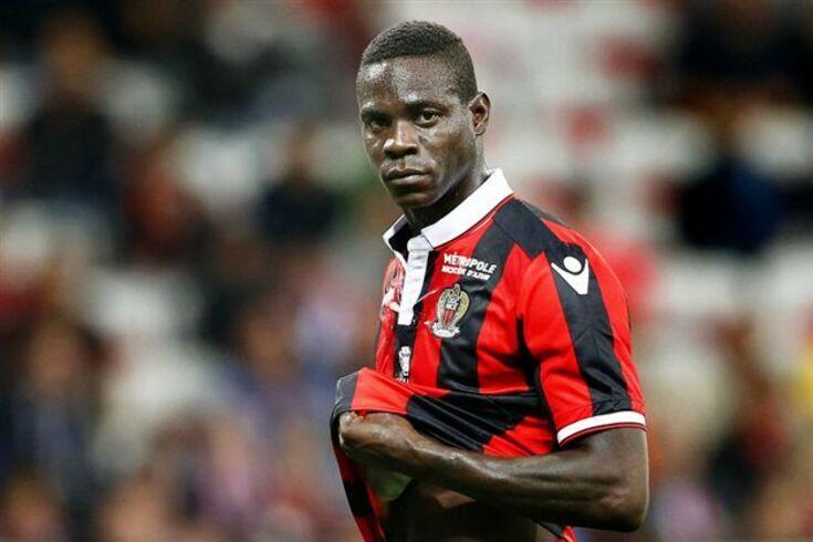 Balotelli jogou em França na última época, ao serviço de Nice e Marselha