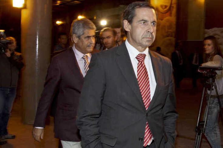 Rui Gomes da Silva e Luís Filipe Vieira