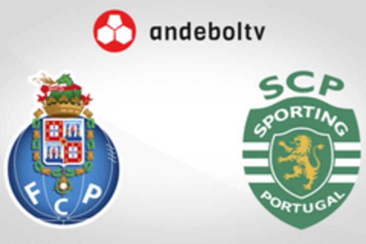 ANDEBOL AO VIVO | FC Porto-Sporting, a partir das 17h30