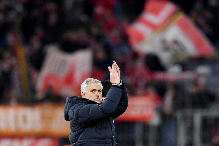 Mourinho comentou a renovação de contrato de Klopp.