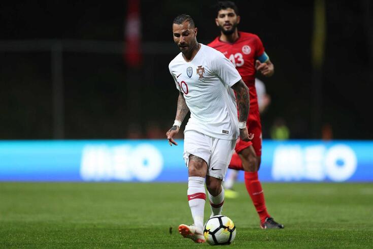 Ricardo Quaresma, internacional português de 36 anos