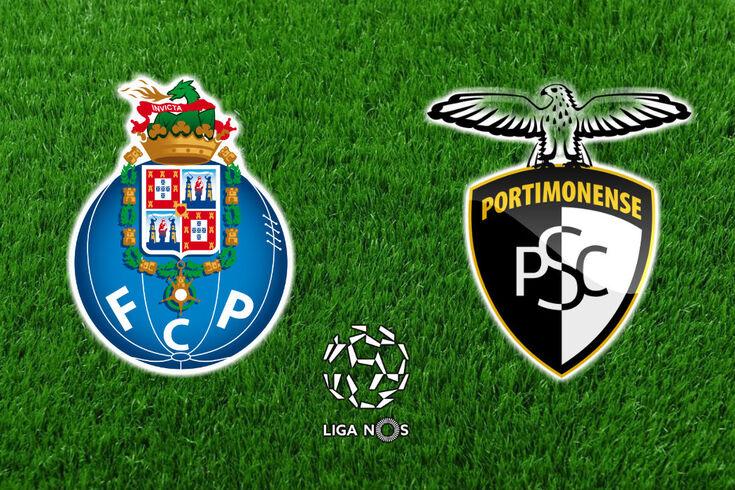 DIRETO | FC Porto-Portimonense