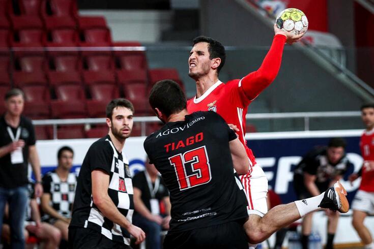 Lisboa, 19/02/2020 - O Sport Lisboa e Benfica recebeu esta noite o Boavista Futebol Clube no Pavilhão