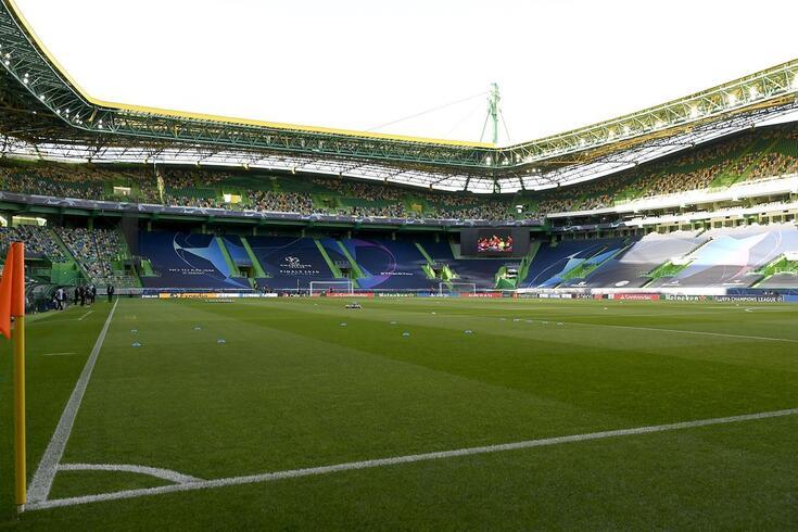 Atlético de Madrid-RB Leipzig joga-se em Alvalade