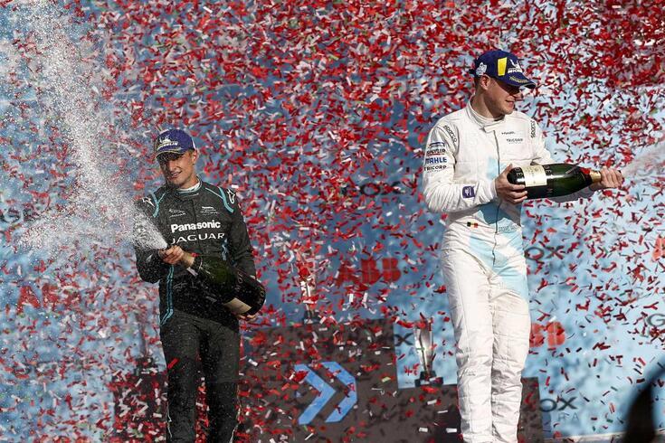 André Lotterer é o atual terceiro classificado no campeonato mundial de Fórmula E.