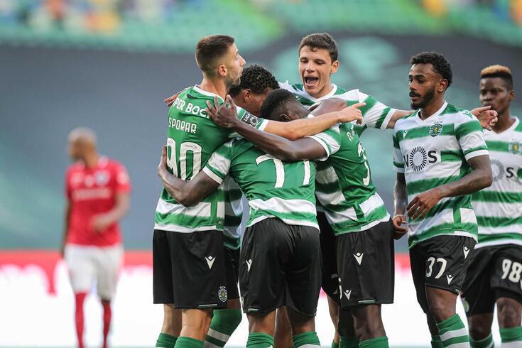 Sporting venceu o Santa Clara por 1-0