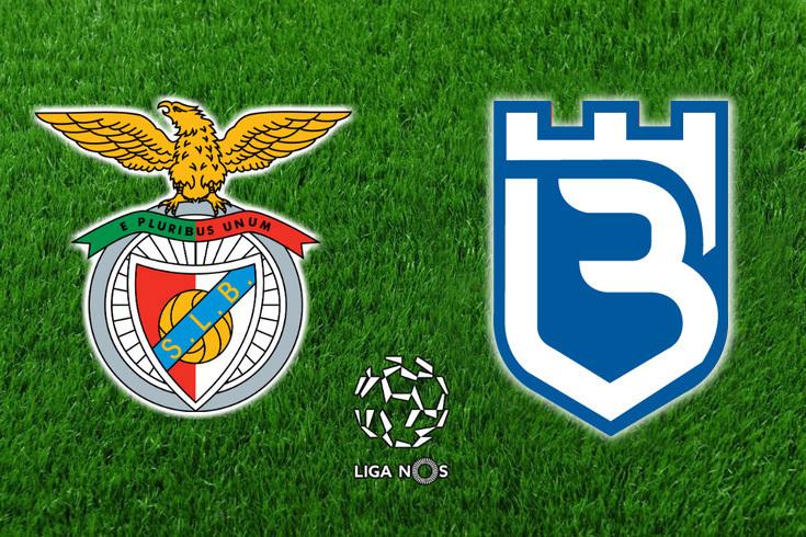 DIRETO | Benfica-Belenenses SAD