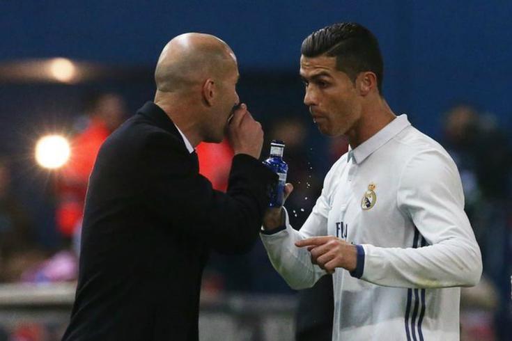 O verdadeiro motivo da saída de Zidane do Real Madrid envolve Ronaldo