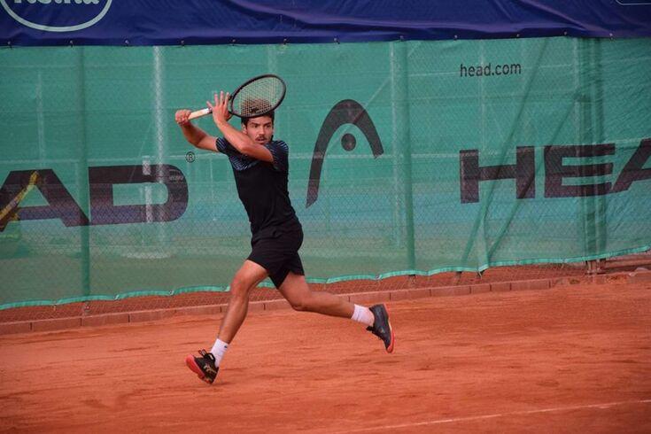 João Domingues qualificou-se para as meias-finais do challenger de Tunes