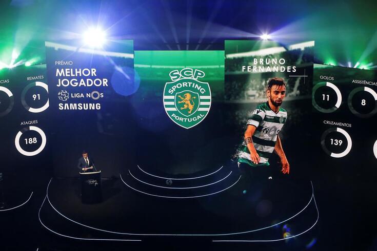 Bruno Fernandes, Casillas, Sérgio Conceição...  Confira todos os premiados da Liga