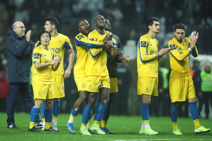Um a um do Boavista-FC Porto: Alex à bomba e com raça