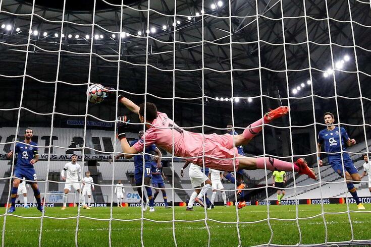 FC Porto é uma das equipas apurados para os oitavos-de-final da Champions