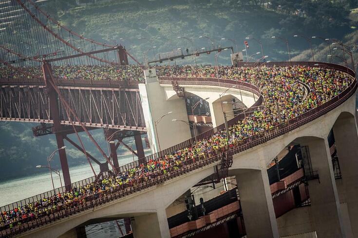 Mosinet Geremew vence 29.ª meia maratona de Lisboa