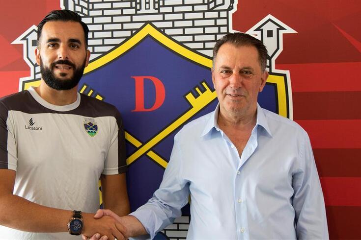 Tiago Castro é o novo treinador de guarda-redes do Chaves