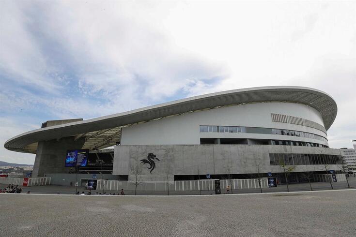 Estádio do Dragão, casa do FC Porto