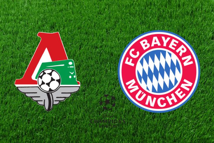 DIRETO | Lokomotiv Moscovo-Bayern