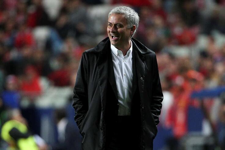 José Mourinho desempenha funções de comentador na Sky Sports
