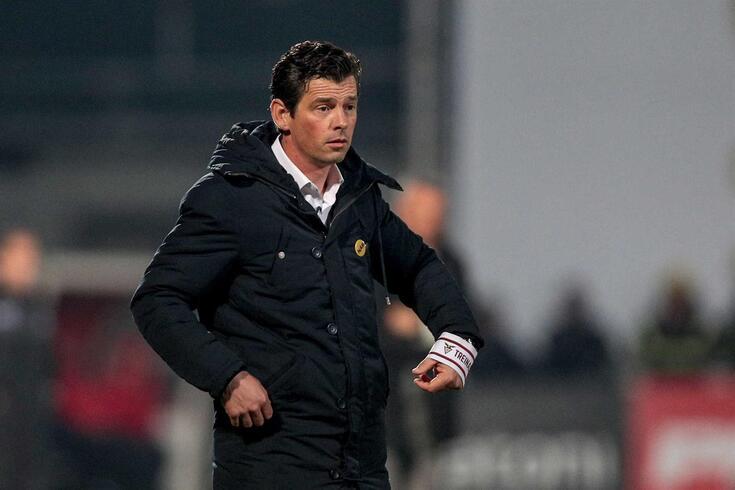 """Nuno Manta diz que o Aves estava a fazer """"um jogo bem conseguido"""" até sofrer o primeiro golo"""