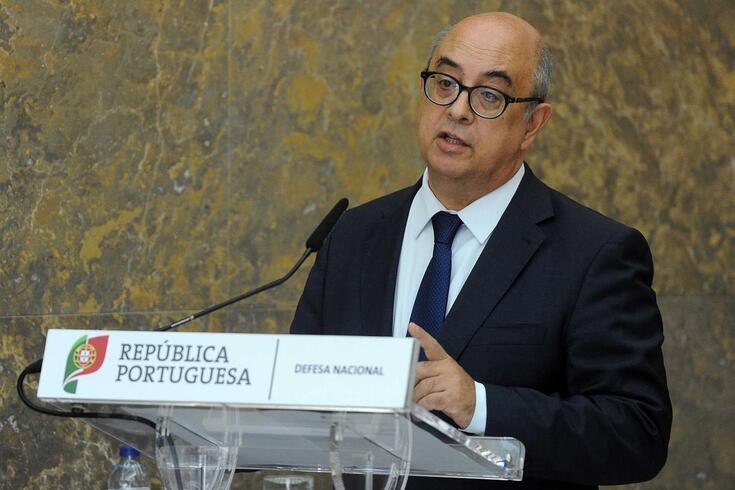 Azeredo Lopes, ex-ministo da defesa