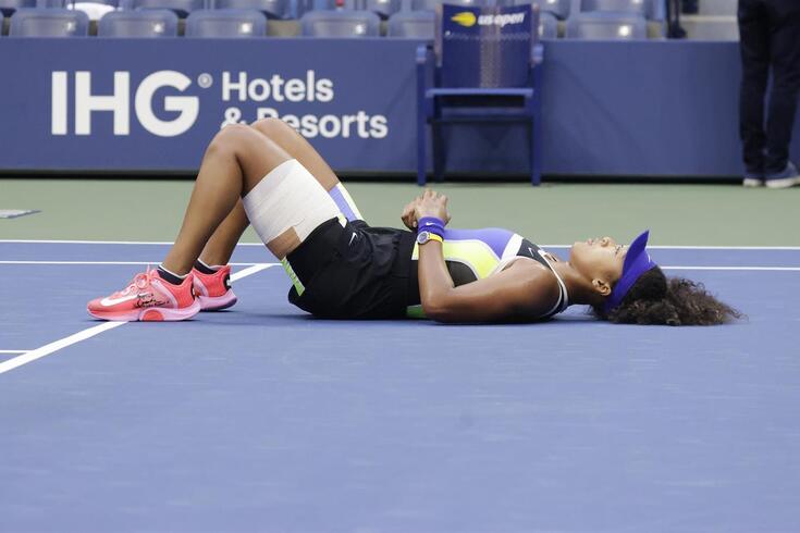 Naomi Osaka derrotou Victoria Azarenka