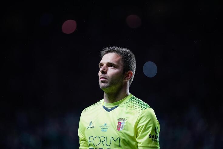 Marafona representou o Braga durante três épocas e meia