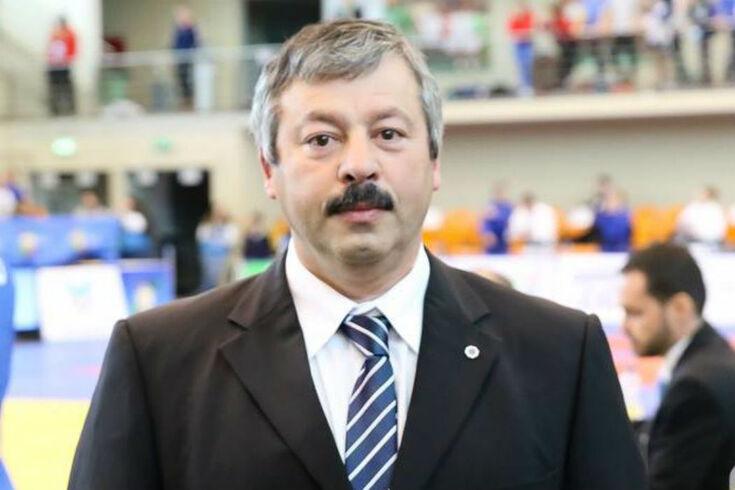 Jorge Fernandes, presidente da Federação Portuguesa de Judo